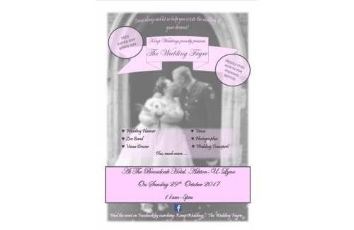 Kemp Weddings - The Wedding Fayre