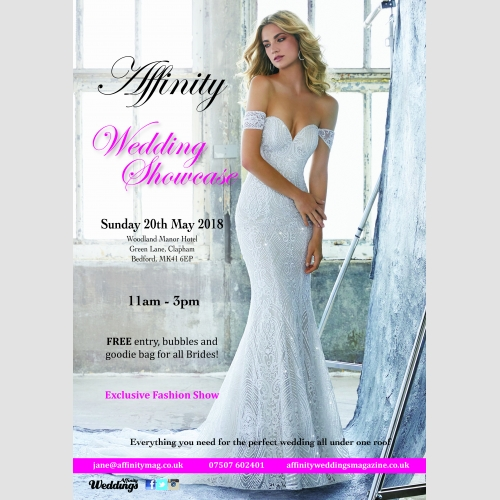 Affinity Weddings Show at The Bedford Swan Hotel
