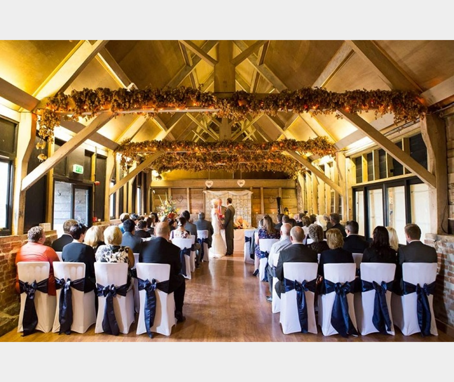 Wellington Barn (Nr Calne, Wiltshire) Wedding Show