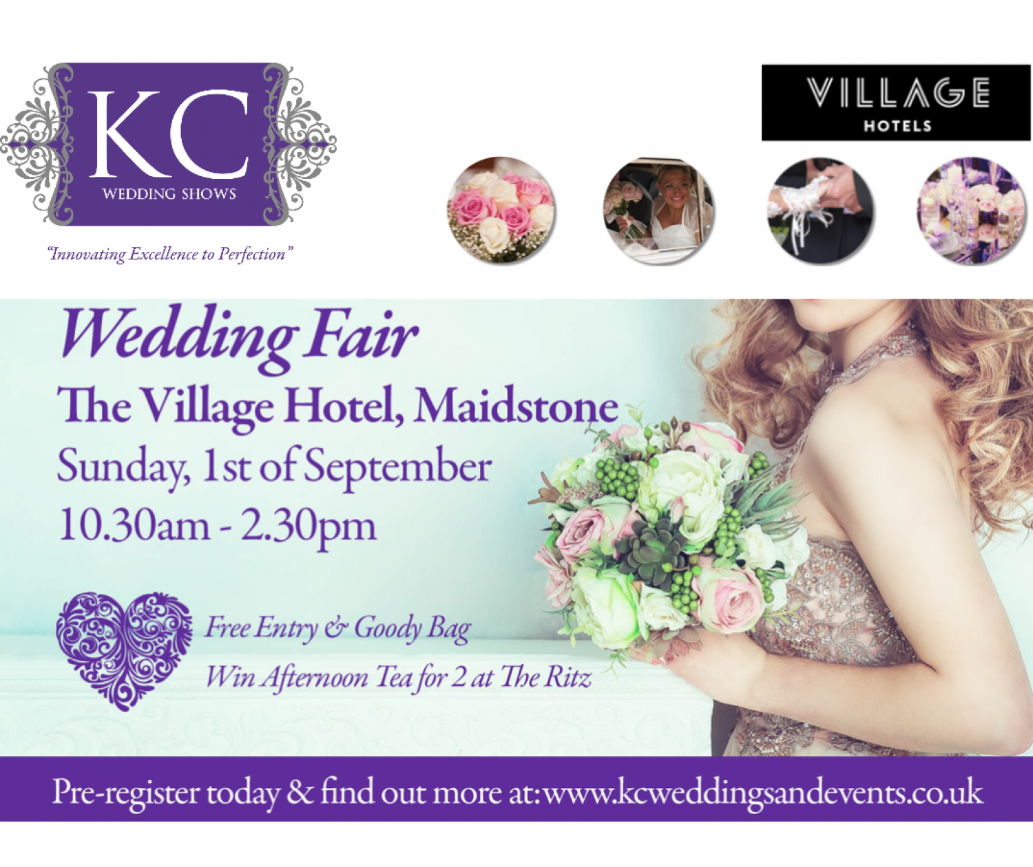 Village Hotel Wedding Show