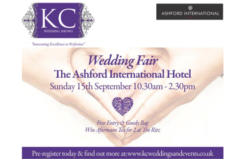 Ashford International Hotel Wedding Show