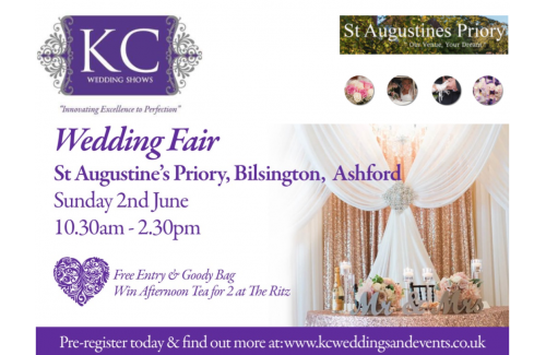 St Augustine's Priory Wedding Show