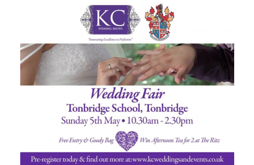 Tonbridge School Wedding Show