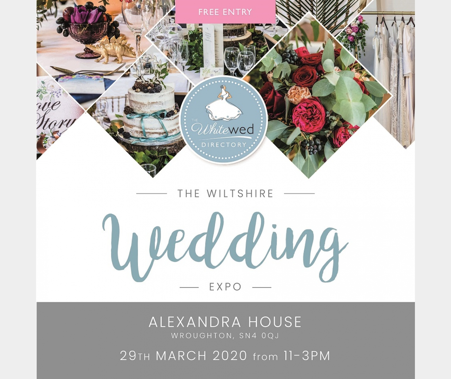 The Wiltshire Wedding Expo at Alexandra House