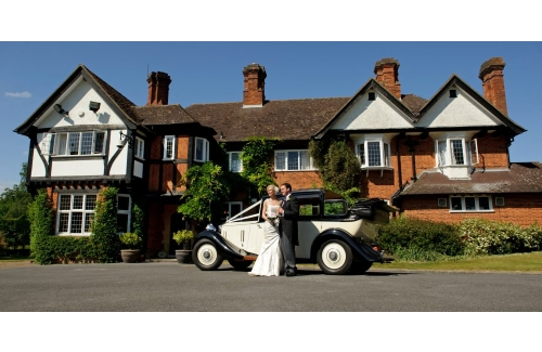 Yew Lodge Country House Wedding Show