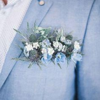 Blue Groom