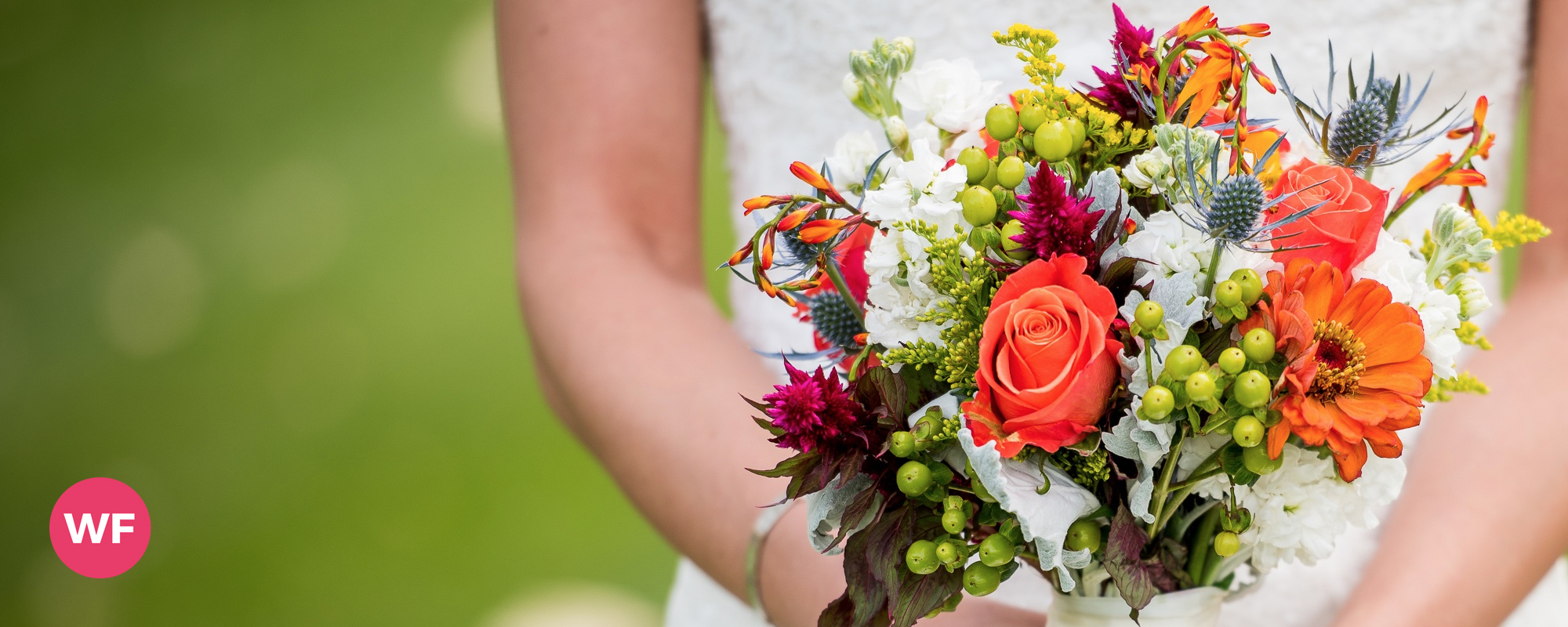 Bouquet Ideas for an Autumn Bride